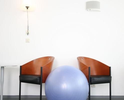 Praxisklinik Sonja Merkle - Sitzbereich